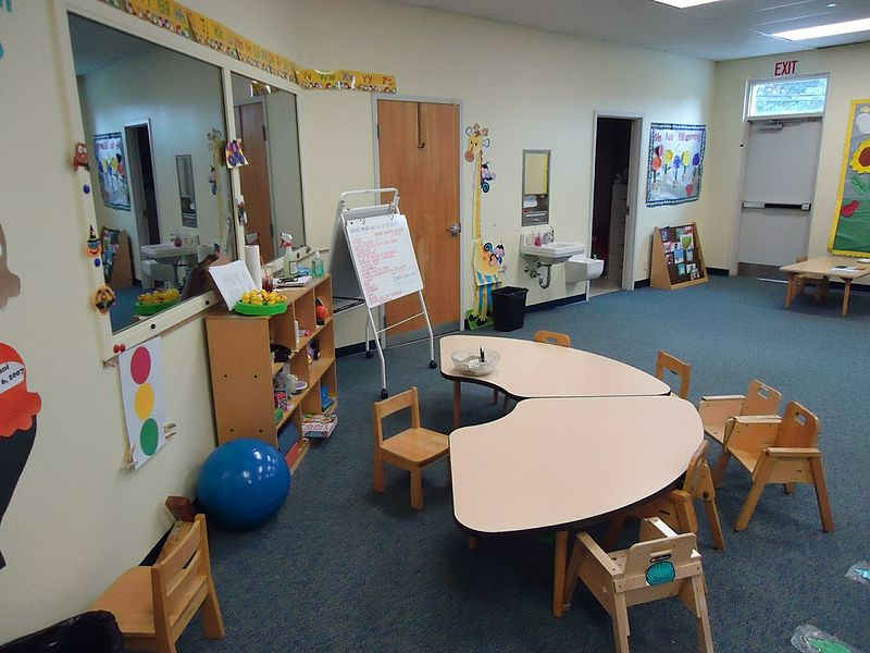 Children's Learning Area